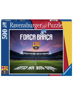 Puzzle 500 Camp Nou F.C.B.