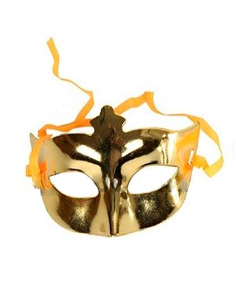 Antifaz Veneciano Oro