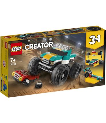 Lego Monster Truck Creator 31101