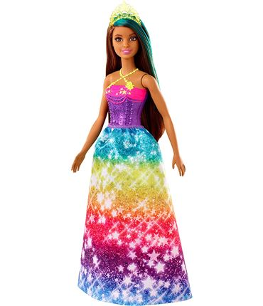 Barbie - Dreamtopia: Princesa Arcoiris