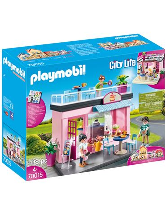 Playmobil Mi Cafeteria