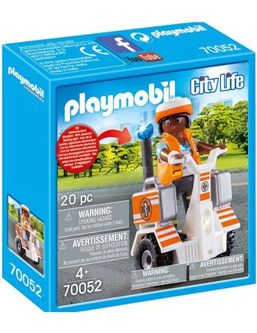 Playmobil Balance Racer de Rescate