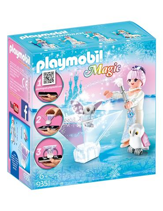 Playmobil Princesa Flor de Hielo 9351