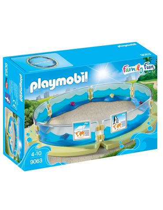 Piscina Acuario Playmobil 9063