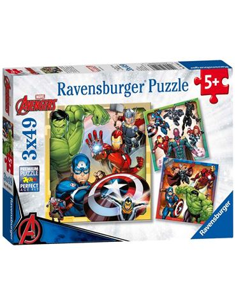 Puzzle 3x49 Avengers