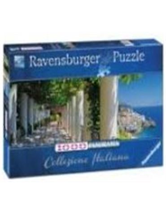 Puzzle 1000 piezas Amalfi, Italia Panorama