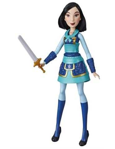 Princesa Mulan Guerrera