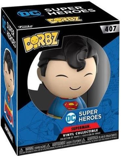 Dorbz - SuperMan 407 (DC Super Heroes)