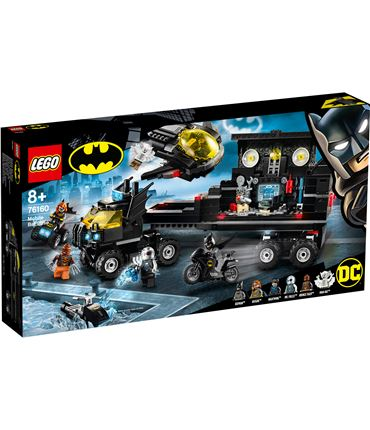 LEGO Batman - Batbase Movil