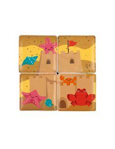 Juego Pixel Tangram