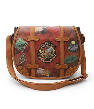 Harry Potter Railway - Bolso Muffin