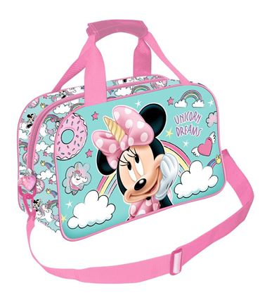 Minnie Unicorn - Bolsa Deporte 3D