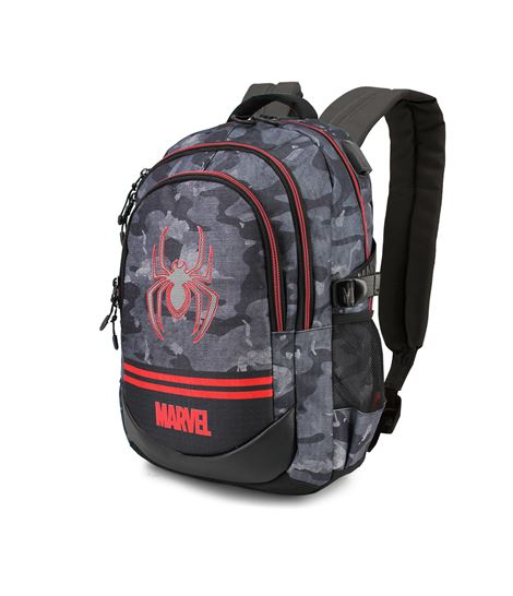 MOCHILA STAR WARS NEON JUNIOR - 79129741