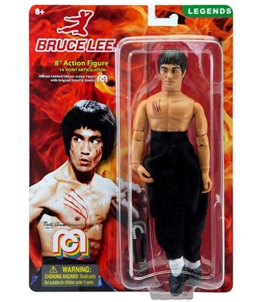 Bruce Lee - Figura Acción 8""