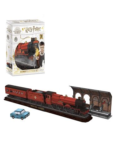 Harry Potter - Puzle 3D Expreso Hogwarts