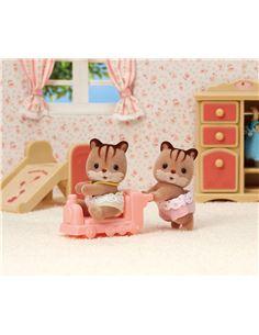 Caja Bloques de Colores ( 35 piezas)