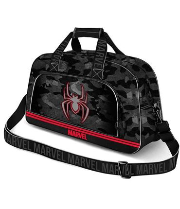 Bolsa Deporte Dark Spiderman