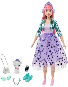 Barbie Princesa Aventura - Daisy Deluxe