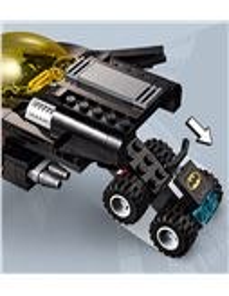 LEGO - Batman: Batbase Movil - 22576160-8
