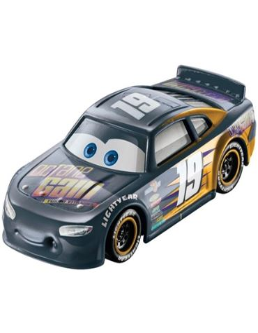 Cars Pixar - Bobby Swift (Cambio de Color)