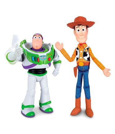 Toy Story 4 - Pack Buzz y Woody (Disney)