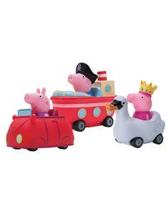 Granja sobre ruedas - Tractor con animales