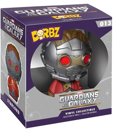 Dorbz - Guardians of the Galaxy: StarLord 013