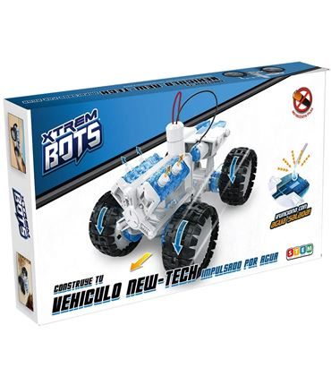Xtrem Bots - Vehiculo New-Tech