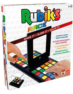 Rubiks: Race - Agítalo, muévelo, resuélvelo