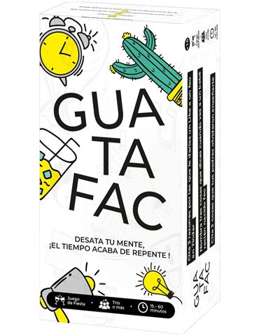 Guatafac - Juego de Fiesta