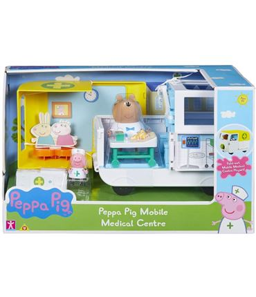 Peppa Pig Ambulancia y Hospital