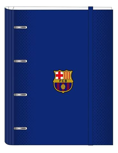F.C.Barcelona 20/21 - Carpeta 4 Anillas