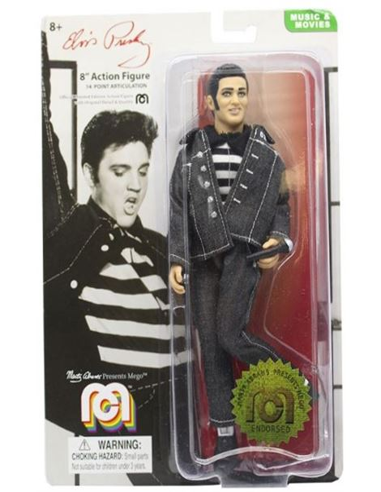 """Elvis Rock de la Carcel - Figura Acción 8"""" - 03502980.1"""