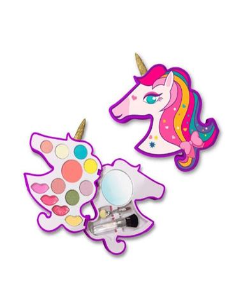 Maquillaje Unicornio Emoji