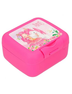 Fiambrera - Princess Mini: Un compartimiento Rosa