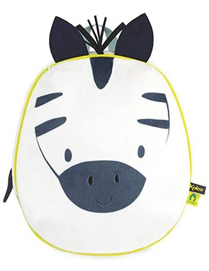 Mochila - Preescolar: Mimosa Zebra