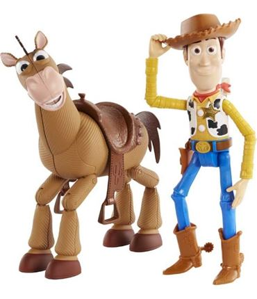 Toy Story Woody y Perdigon