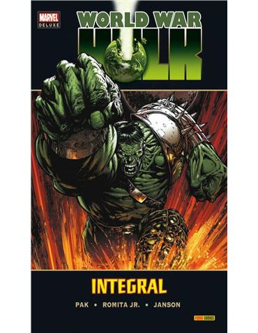 Comic World War Hulk Integral
