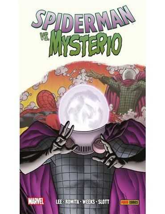 Comic - Marvel Spiderman vs. Mysterio