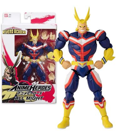 Anime Heroes - Figura All Might