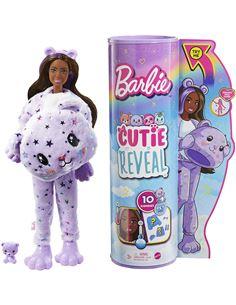 Barbie - Dreamtopia: Muñeca Peinados (Rosa)