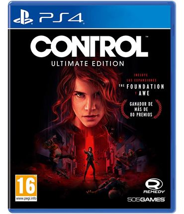 PS4 - Control Ultimate Edition