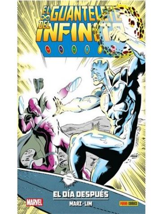 Comic Guantelete Infinito 6 El dia Despues