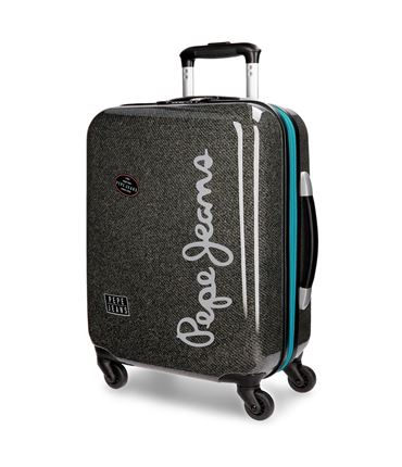 Trolley Pepe Jeans Teo 55 cm.