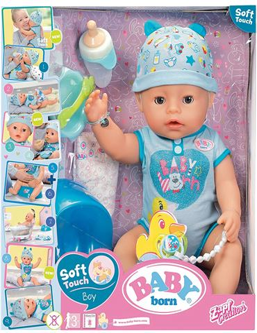 Baby Born - Niño Interactivo