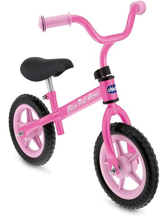 Bicicleta - Chicco First Bike: Rosa