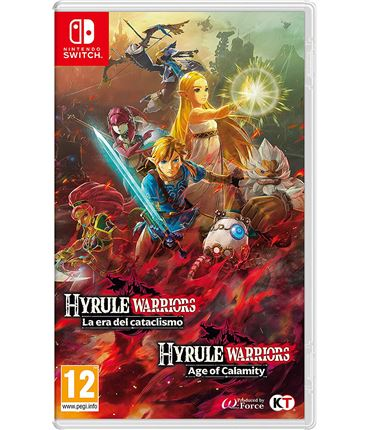 Nintendo Switch - Hyrule Warriors Age of Cataclism