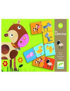 Domino Granja Djeco