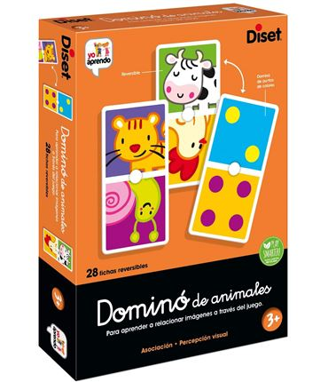 Domino Animales Diset