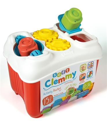 Clemmy Baby Cubo Actividades